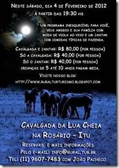 Cavalgada da Lua Cheia 04fevereiro2012_Rosário de Itu
