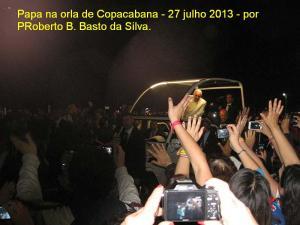1.papa_27julho2013_RJ_por Paulo Roberto B Basto da Silva