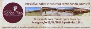 Inauguração 28/09/2013