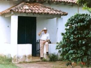 Agenor Bernardini_jan1999_casa do administrador da Fazenda Paraizo